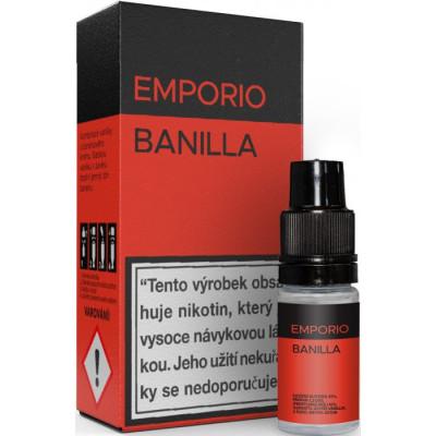 Liquid EMPORIO Banilla 10 ml - 06 mg