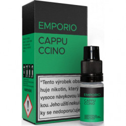 Liquid EMPORIO Cappuccino 10 ml - 18 mg