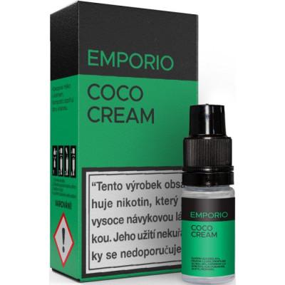 Liquid EMPORIO Coco Cream 10 ml - 12 mg