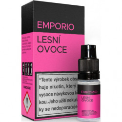Liquid EMPORIO Forest fruit 10 ml - 12 mg