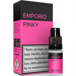 Liquid EMPORIO Pinky 10 ml - 18 mg
