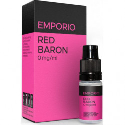 Liquid EMPORIO Red Baron 10 ml - 00 mg