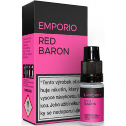 Liquid EMPORIO Red Baron 10 ml - 18 mg