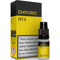 Liquid EMPORIO RY4 10 ml - 18 mg