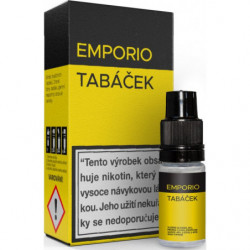 Liquid EMPORIO Tobacco 10 ml - 18 mg