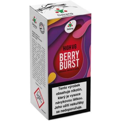 Liquid Dekang High VG Berry Burst 10 ml - 03 mg