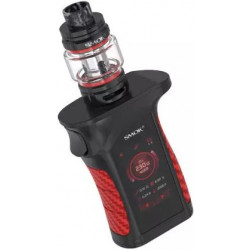 Smoktech Mag P3 Grip TC230W s TVF16 Full Kit Black-Red