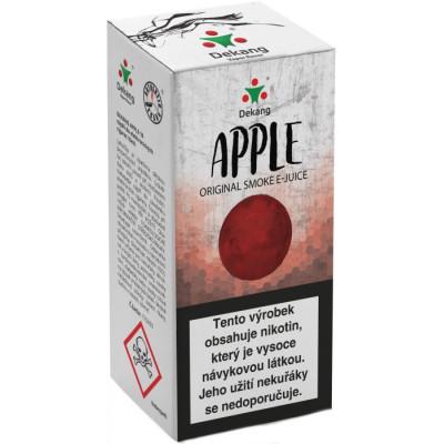 Liquid Dekang Apple 10 ml - 6 mg