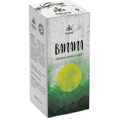 Liquid Dekang Banana 10 ml - 0 mg