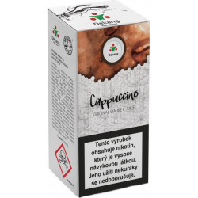 Liquid Dekang Cappuccino 10 ml - 06 mg