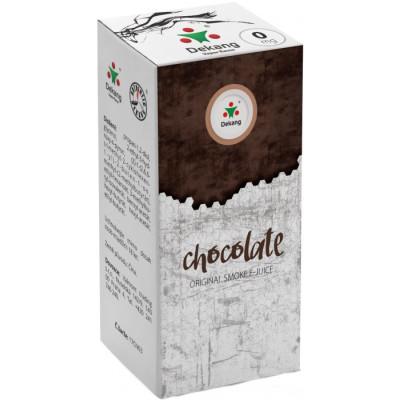 Liquid Dekang Chocolate 10 ml - 0 mg