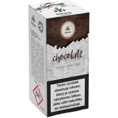 Liquid Dekang Chocolate 10 ml - 11 mg