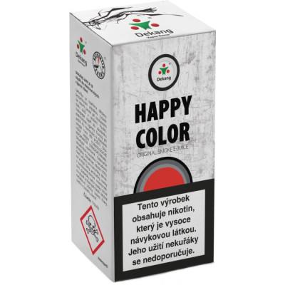 Liquid Dekang Happy color 10 ml - 11 mg