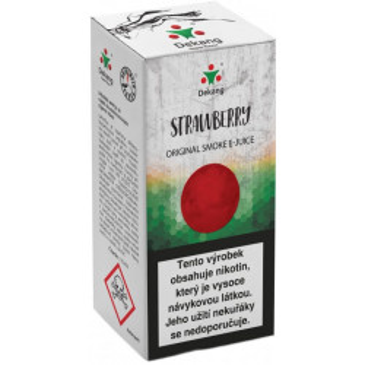 Liquid Dekang Strawberry 10 ml - 06 mg