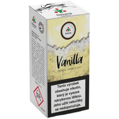 Liquid Dekang Vanilla 10 ml - 11 mg