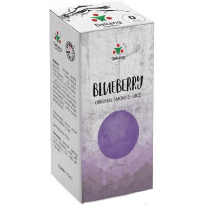Liquid Dekang Blueberry 10 ml - 0 mg