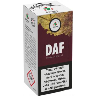 Liquid Dekang DAF 10 ml - 18 mg