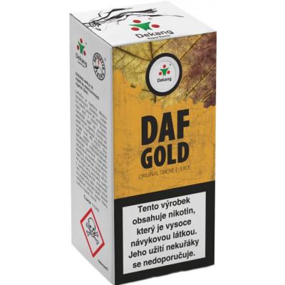 Liquid Dekang DAF Gold 10 ml - 18 mg