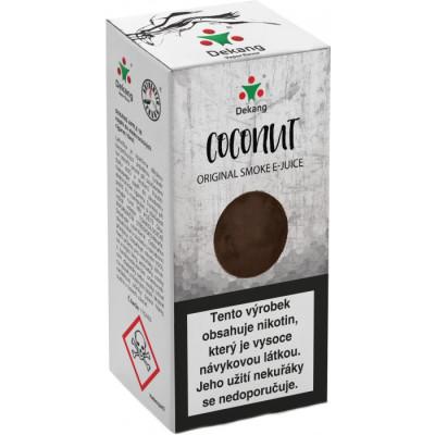Liquid Dekang Coconut 10 ml - 6 mg