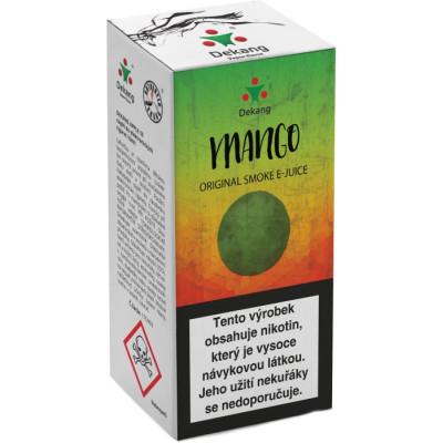 Liquid Dekang Mango 10 ml - 11 mg