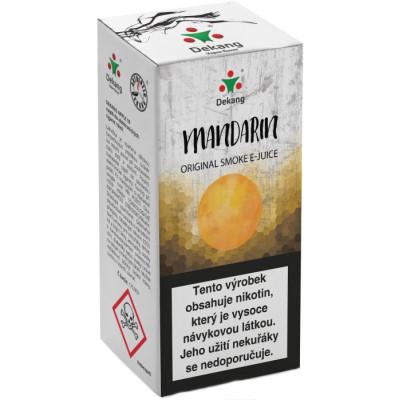 Liquid Dekang Mandarin 10 ml - 11 mg