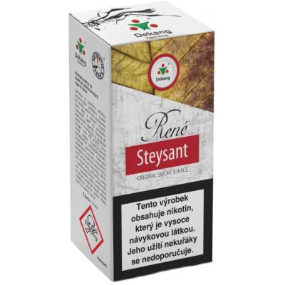Liquid Dekang René Steysant 10 ml - 11 mg