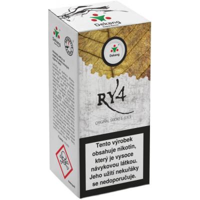 Liquid Dekang RY4 10 ml - 11 mg