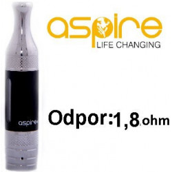 aSpire ET-S Victory clearomizer 3 ml 1,8 ohm Black