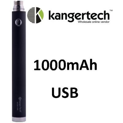 Kangertech EVOD baterie s USB 1000 mAh Black