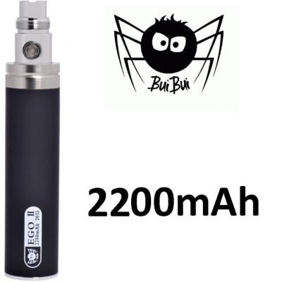 BuiBui GS eGo II baterie 2200 mAh Black