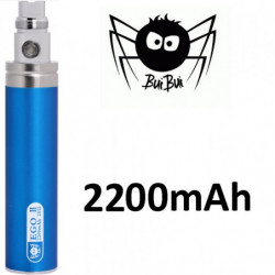 BuiBui GS eGo II baterie 2200 mAh Blue