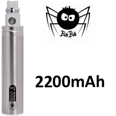 GS eGo II baterie 2200 mAh Silver