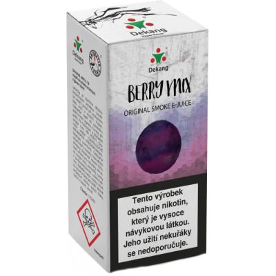 Liquid Dekang Berry Mix 10 ml - 06 mg