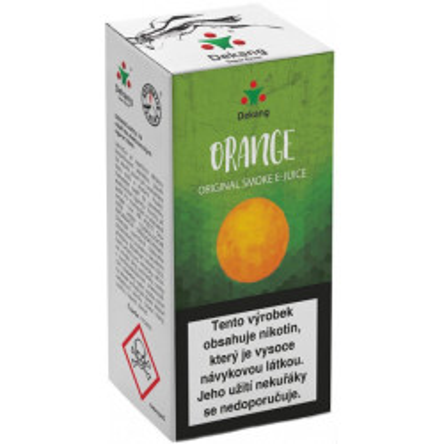 Liquid Dekang Orange 10 ml - 06 mg