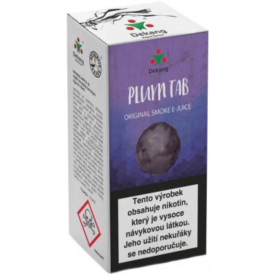 Liquid Dekang Plum TAB 10 ml - 18 mg