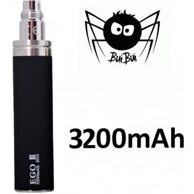 BuiBui GS eGo III baterie 3200 mAh Black