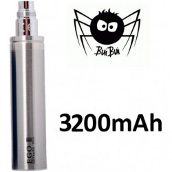 GS eGo III baterie 3200 mAh Silver
