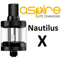 aSpire Nautilus X clearomizer 2 ml Black