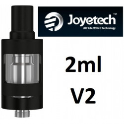 Joyetech eGo ONE V2 clearomizer 2 ml Black