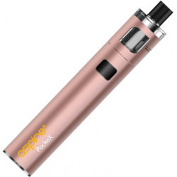 aSpire PockeX AIO elektronická cigareta 1500 mAh Rose Gold