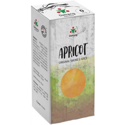 Liquid Dekang Apricot 10 ml - 0 mg