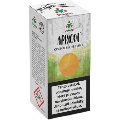 Liquid Dekang Apricot 10 ml - 18 mg