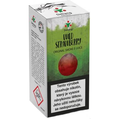 Liquid Dekang Wild Strawberry 10 ml - 16 mg