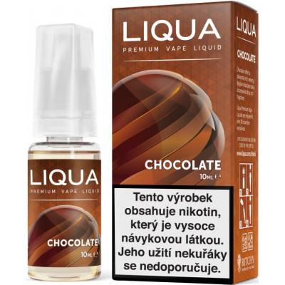 Liquid LIQUA CZ Elements Chocolate 10 ml-03 mg