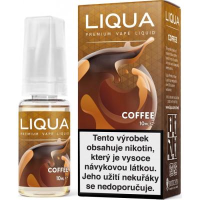 Liquid LIQUA CZ Elements Coffee 10 ml-3 mg
