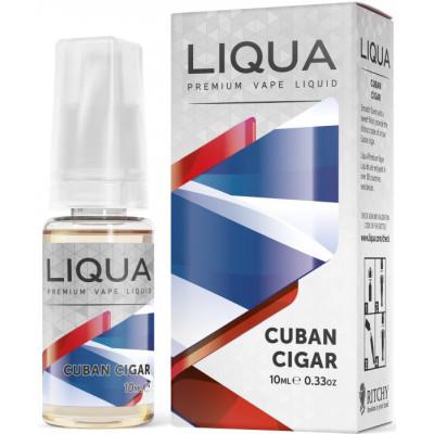 Liquid LIQUA CZ Elements Cuban Tobacco 10 ml-0 mg