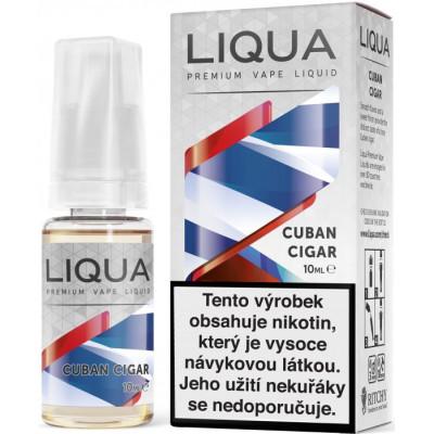 Liquid LIQUA CZ Elements Cuban Tobacco 10 ml-03 mg