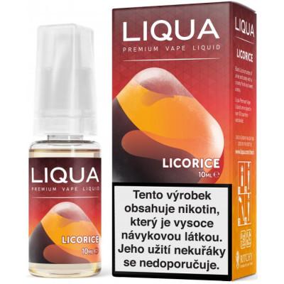 Liquid LIQUA CZ Elements Licorice 10 ml-12 mg