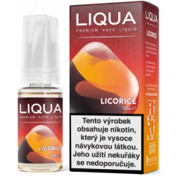 Liquid LIQUA CZ Elements Licorice 10 ml-18 mg