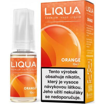 Liquid LIQUA CZ Elements Orange 10 ml-3 mg